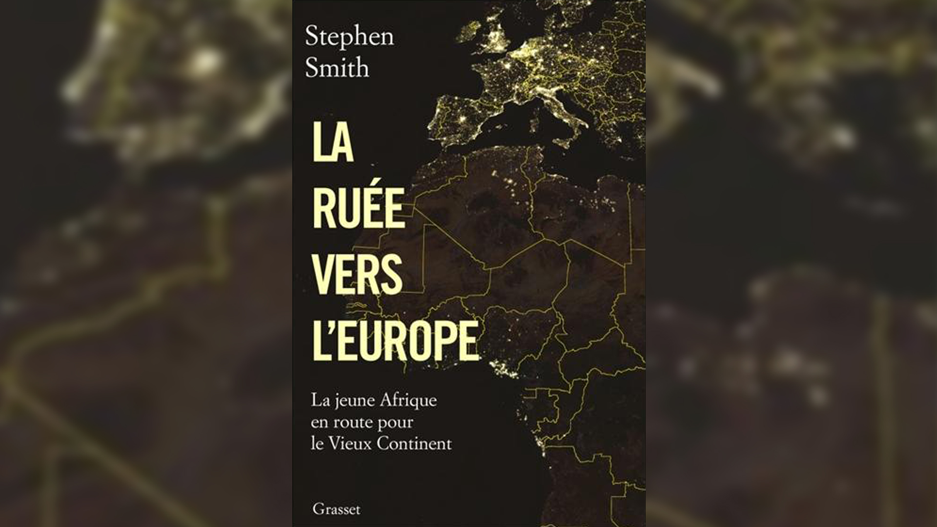 La ruée vers l'Europe par Stephen Smith